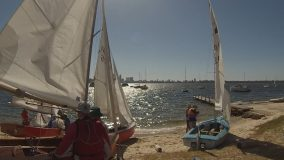 Monts Bay S.C. Australia - on the beach