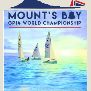 GP14 Worlds Poster