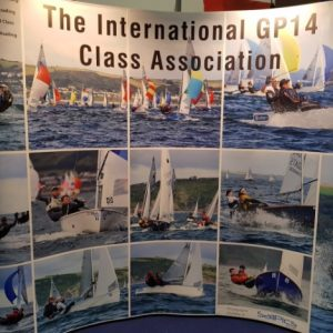 Dinghy Show 2018 Stand Poster