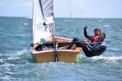 2018 Ulster Championship - Silver Fleet Runners up- Josh Porter & Andrew Corkill