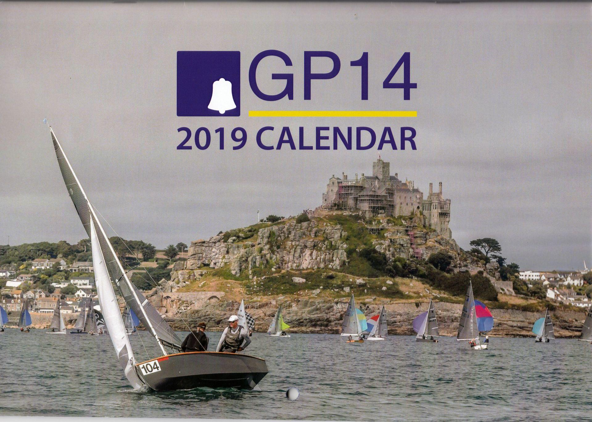 GP14 Calendar 2019