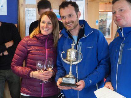 Ian & Gemma Dobson win the Venetian