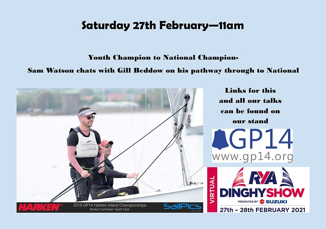 Youth champion to national champion - with Sam Watson